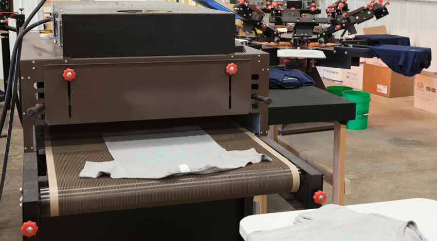 Screen Printing Services in Grand Rapids, MI